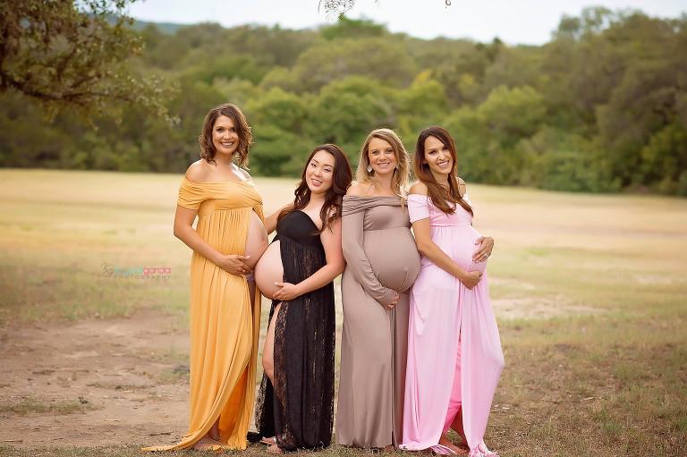 Maternity Gowns San Antonio Maternity Photographer Krystal